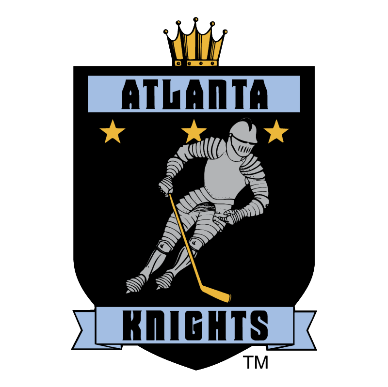 Atlanta Knights 76822 vector