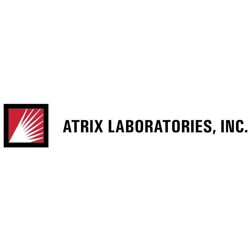 Atrix Laboratories vector logo
