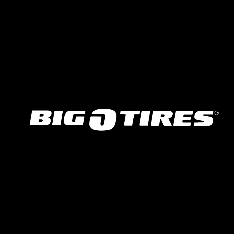 Big O Tires 39668 vector