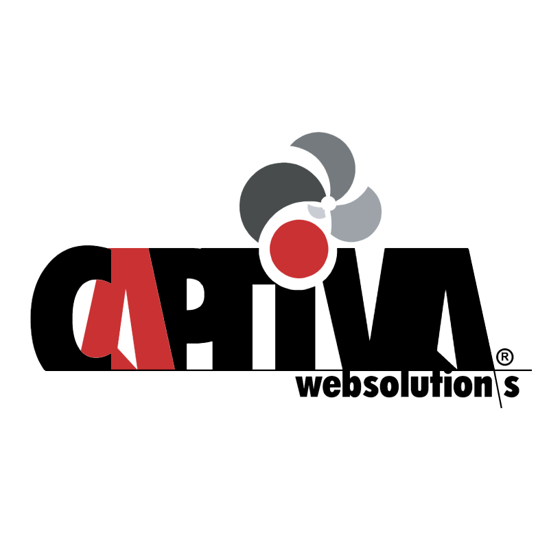 Captiva Web Solutions vector