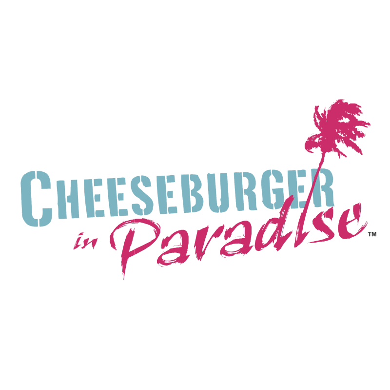 Cheeseburger in Paradise vector