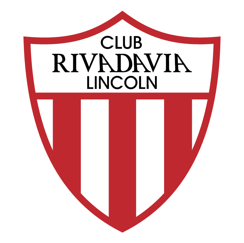 Club Rivadavia Lincoln de Lincoln vector