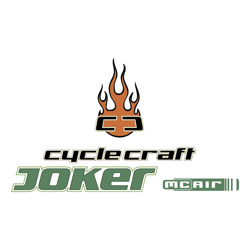 Cyclecraft Joker vector