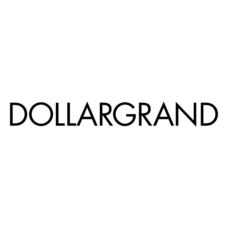 Dollargrand vector