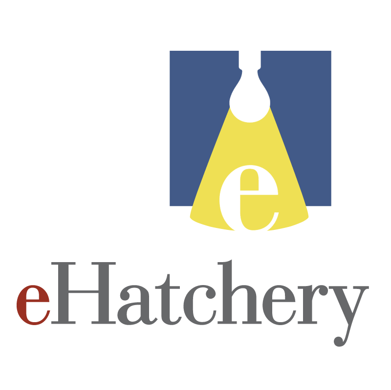 eHatchery vector logo