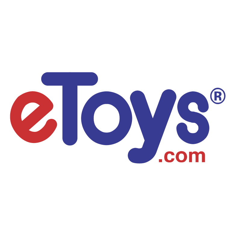 eToys com vector logo
