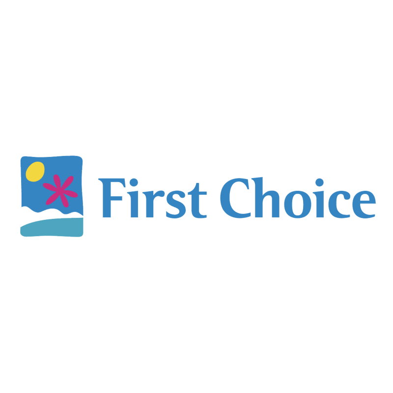 First Choice vector logo