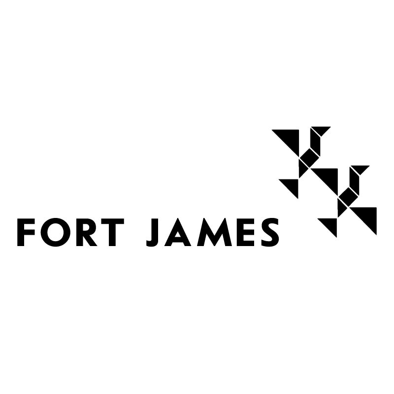 Fort James vector logo