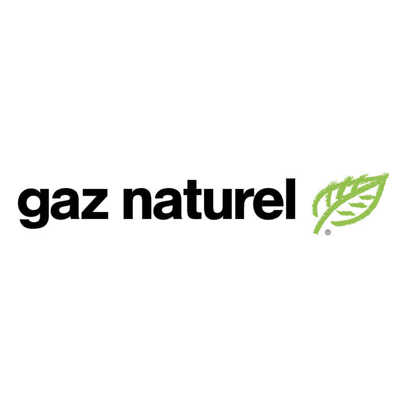 gaz naturel vector