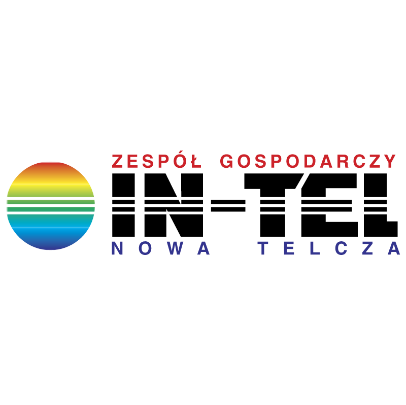 In Tel vector logo