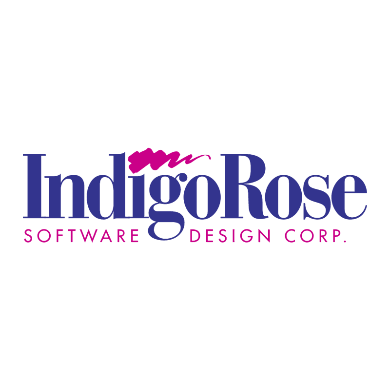 Indigo Rose vector