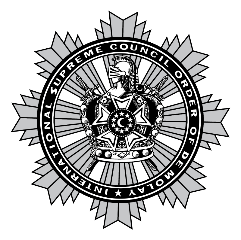 International Supreme Council Order Of De Molay vector logo