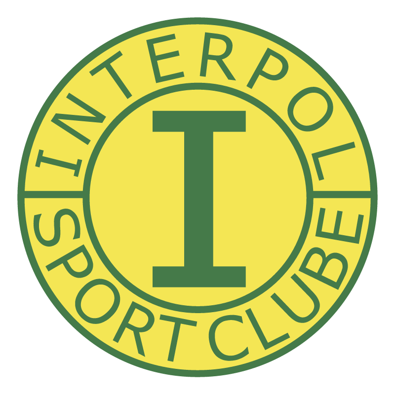 Interpol Sport Club de Sapiranga RS vector