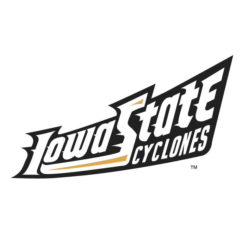Iowa State Cyclones vector logo