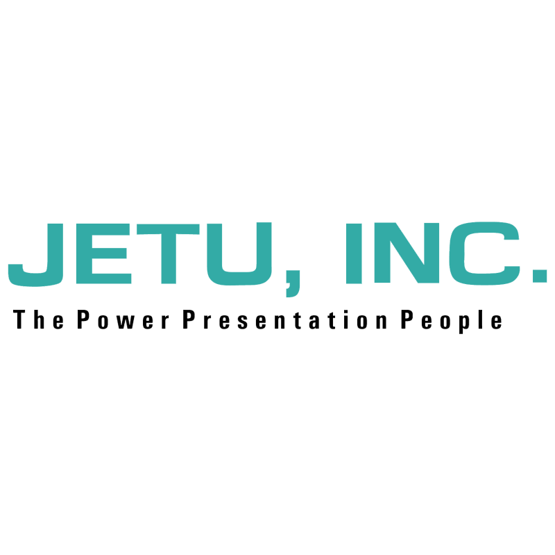 Jetu Inc vector logo