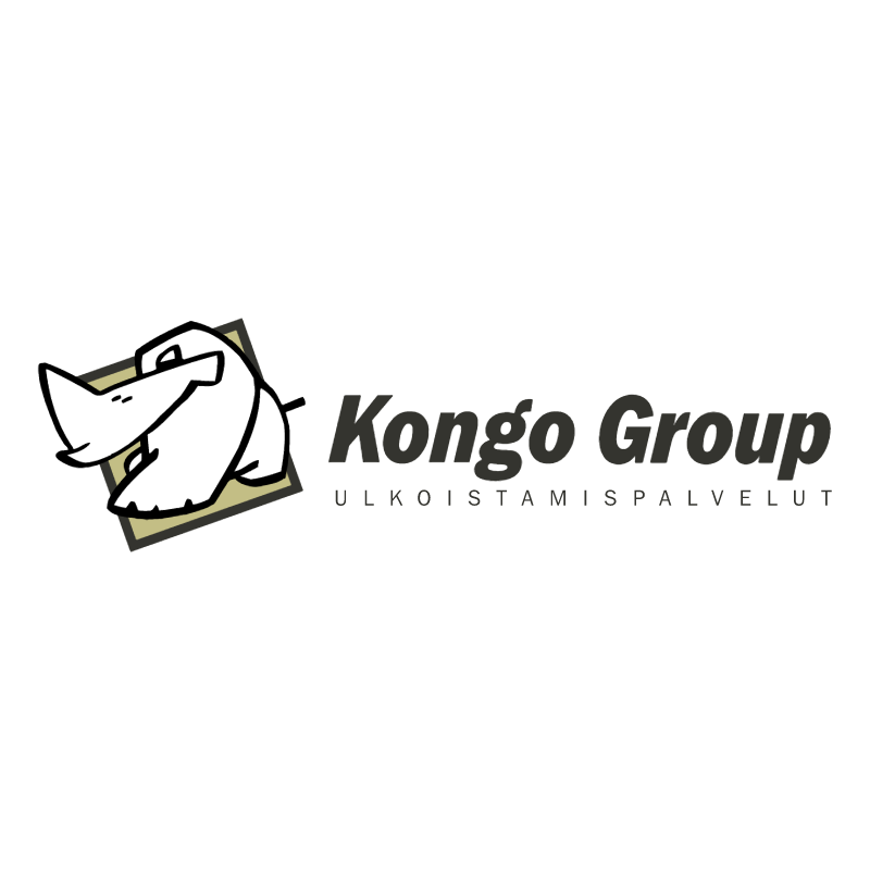 Kongo Group vector logo