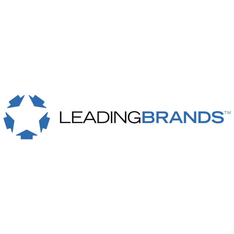 Leading Brands vector