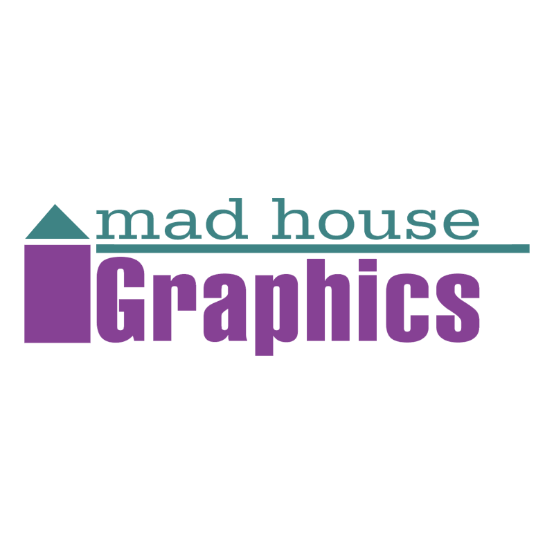 Mad House Graphics vector logo