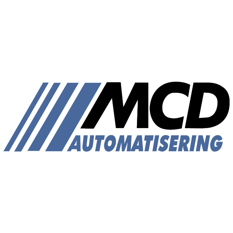 MCD Automatisering vector