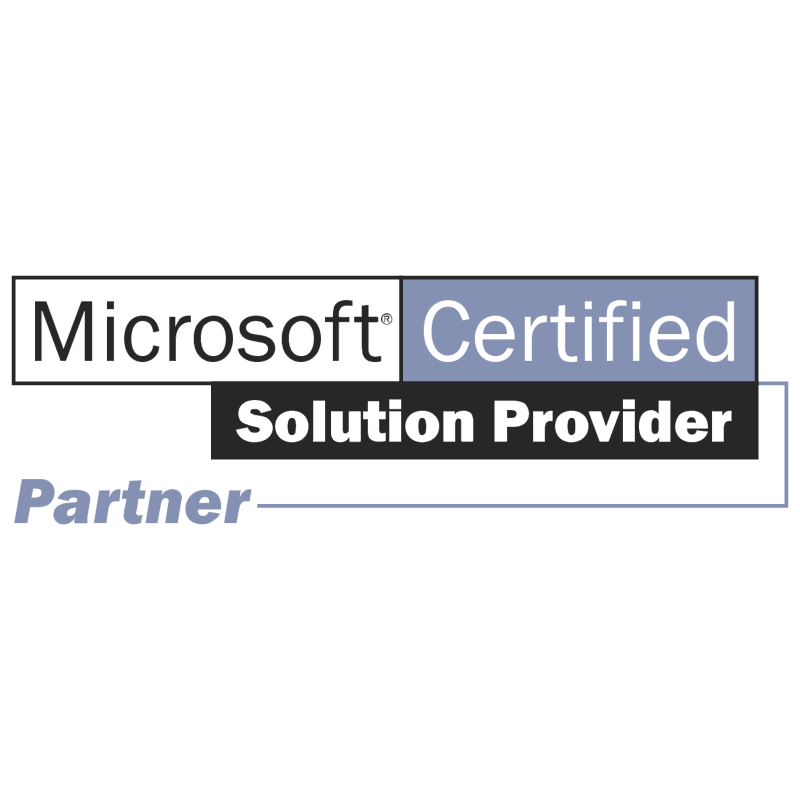 Microsoft Certified vector