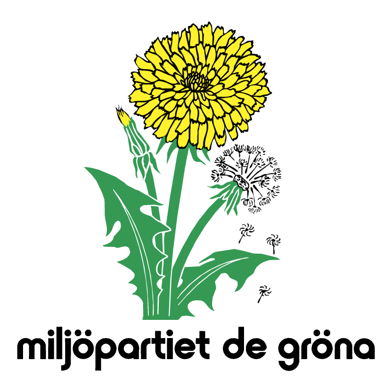 Miljopartiet vector