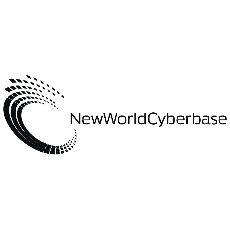 New World CyberBase vector logo