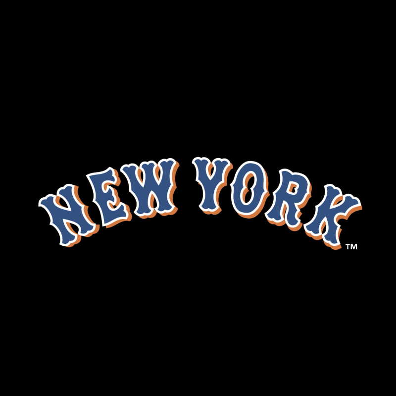 New York Mets vector