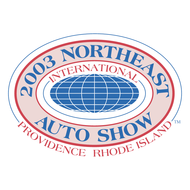 Northeast International Auto Show vector