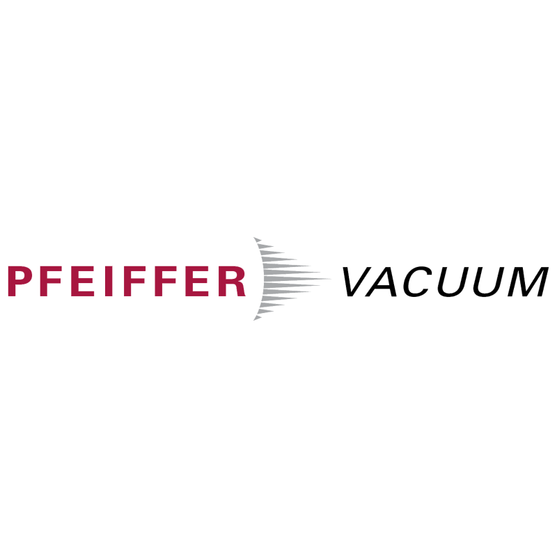 Pfeiffer Vacuum Technology vector logo