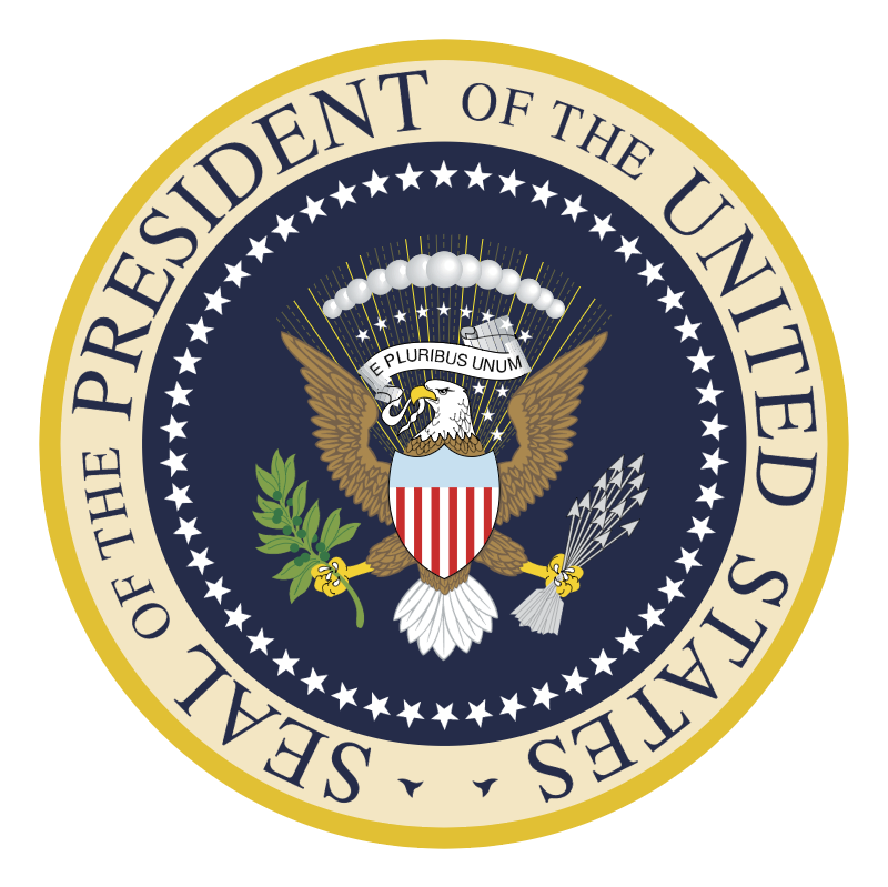 President Of The United States vector