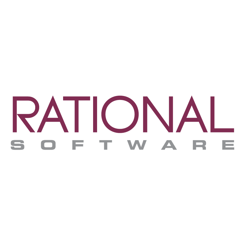 Rational Software vector logo