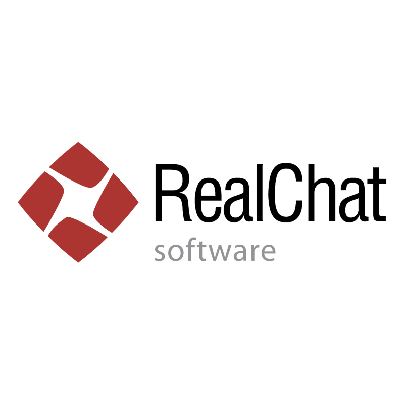 RealChat Software logo