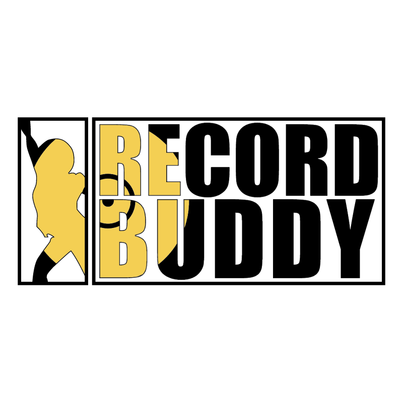 RecordBuddy vector