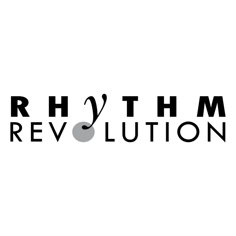 Rhythm Revolution vector logo