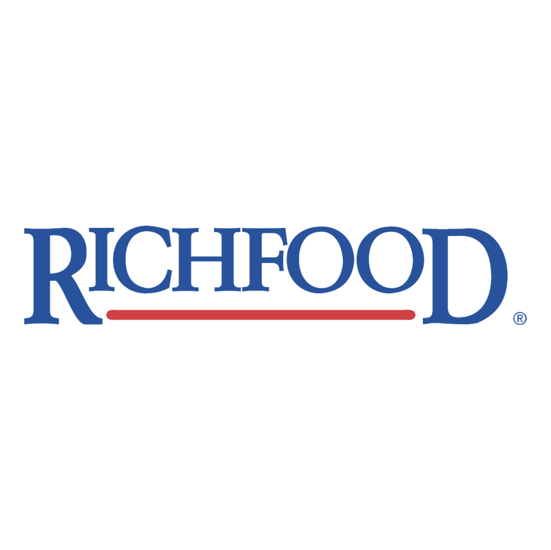 Richfood vector logo