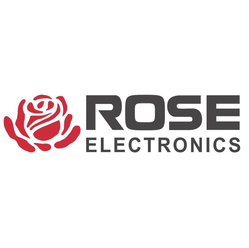 Rose Electronics vector
