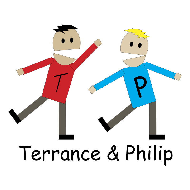 Terrance & Philip vector