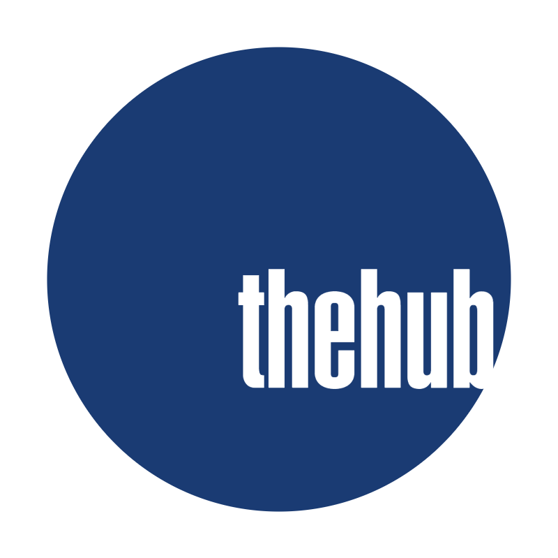 The Hub Communications Group vector