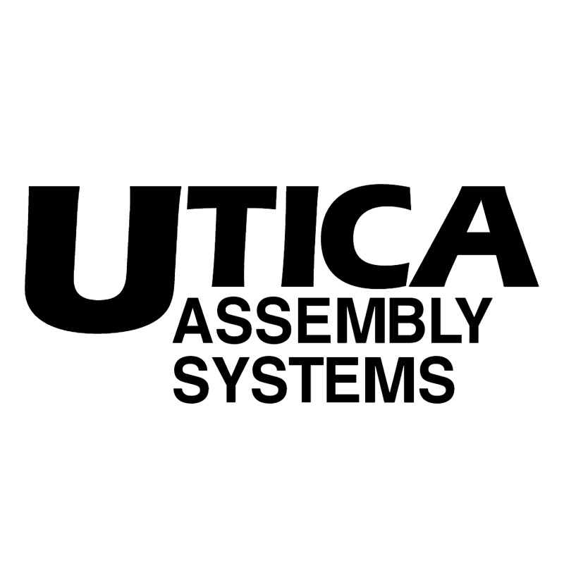 Utica Assembly Systems vector