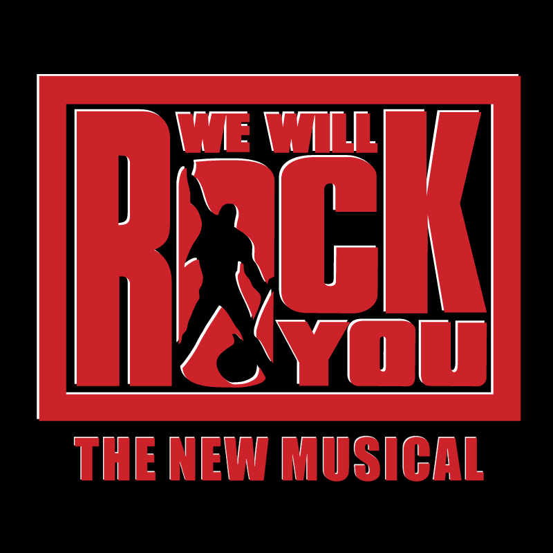 We will rock you vector