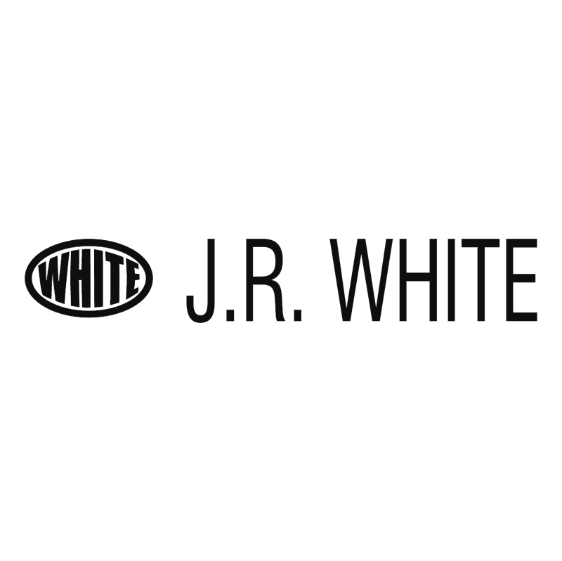 White vector logo
