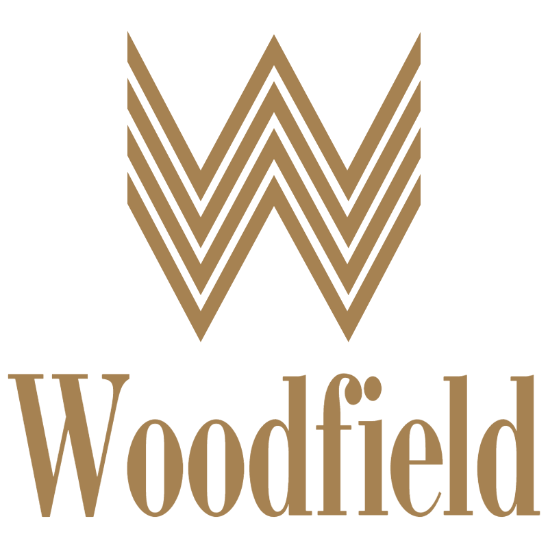 Woodfield vector logo