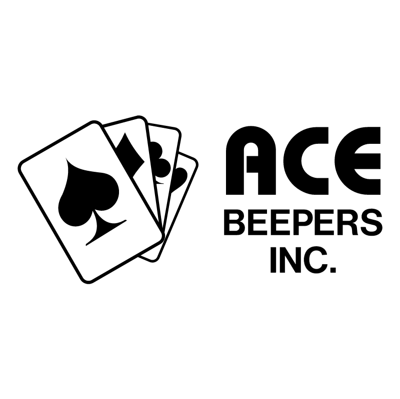 Ace Beepers 83948 vector