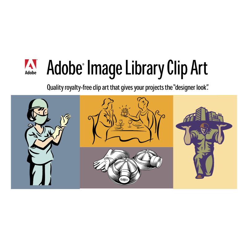 Adobe Image Library ClipArt vector