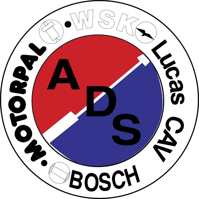 ADS vector logo