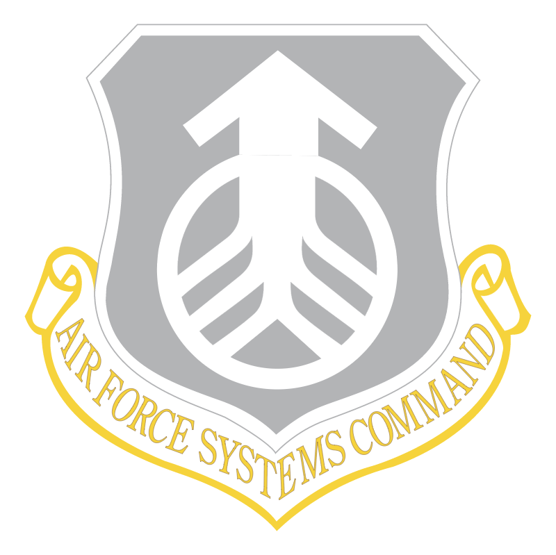 Air Force Systems Command vector