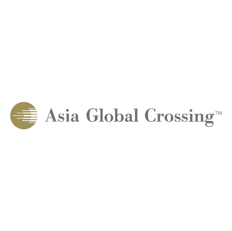 Asia Global Crossing vector