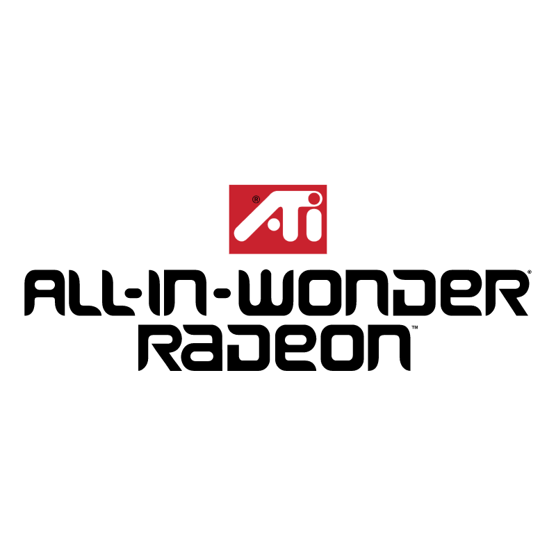 ATI All In Wonder vector
