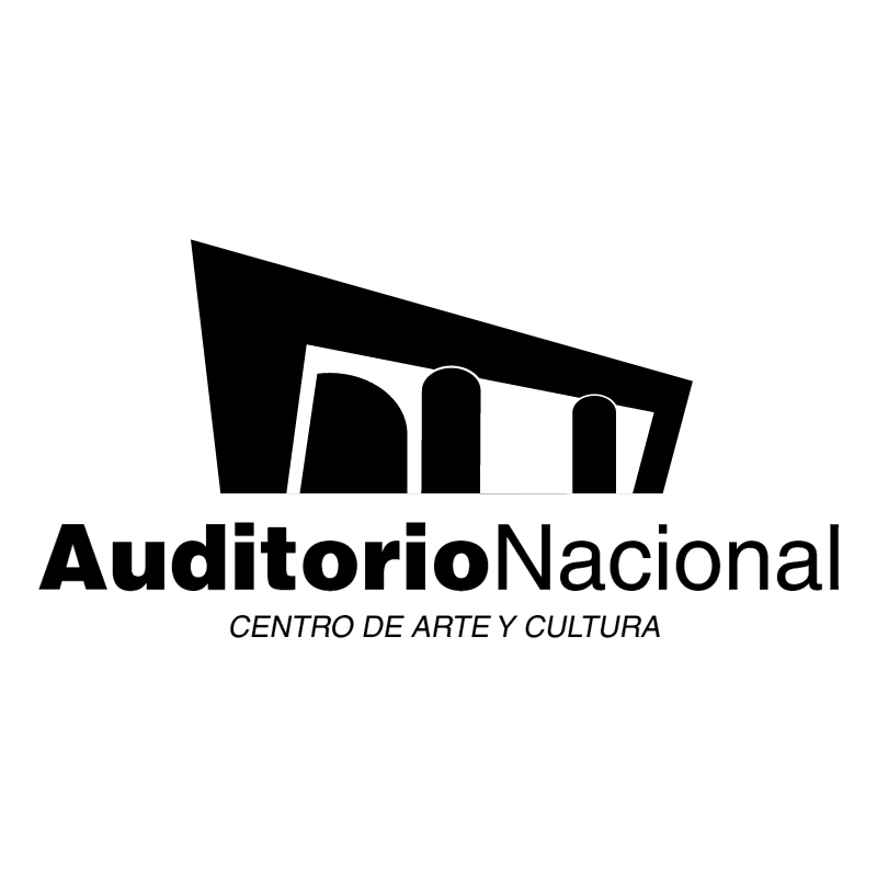 Auditorio Nacional vector