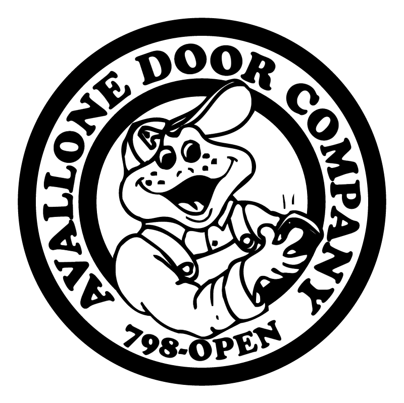Avallone Door Company vector